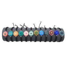 Mandala Bracelet Set