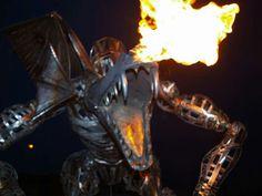 Sci Fi, Lion Sculpture, Statue, Lifestyle, Art, Kite, Kunst, Science Fiction, Sculpture