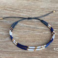 Dainty Bracelets, Woven Bracelets, Seed Bead Bracelets, Handmade Bracelets, Embroidery Bracelets, Colorful Bracelets, Bracelet Patterns, Bracelet Designs, String Bracelet Making