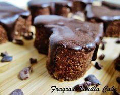 Raw Maca Mocha Love Brownies from Fragrant Vanilla Cake