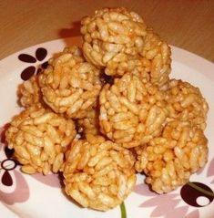 Burizonové ježe s karamelom