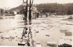 The Kennebec River flood of 1936 - Skowhegan Maine