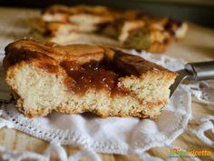 Crostata alla confettura di prugne fatta in casa  #ricette #food #recipes