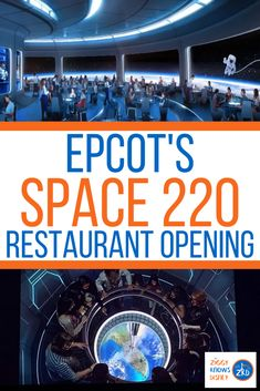 In this post from Ziggy Knows Disney, we are going to explain everything you need to know about the new Space 220 restaurant coming to EPCOT in 2021. We are going to share with you all the details we have so far including the opening, menu, how to make reservations, and much more! Check out this post as you are making your travel plans. #disney #disneyvacations #disneyworld #disneyplanning #Epcot Disney On A Budget, Disney World Vacation Planning, Disney Day, Walt Disney World Vacations, Disney Resorts, Disney Planning, Disney Travel, Trip Planning, Disney World Characters