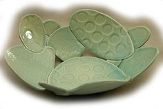 Slab Pottery Ideas | Hope Elisha sees this: idea for slab pottery | Arts and Crafts