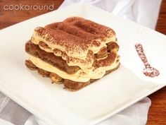 Tiramisù allo zabaione: Ricette Dolci | Cookaround