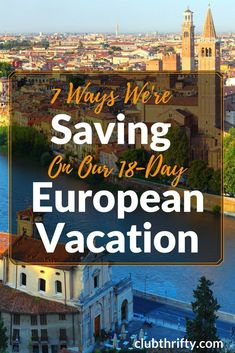 How to use a business credit card to earn free travel small 7 ways were saving on our 18 day european vacation reheart Gallery