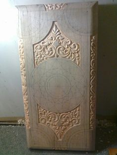 Wood Carving, Gate, Woodworking, Sofa, Ornaments, Home Decor, Wood Chest, Crates, Furniture