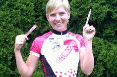 Andrea Leupold - EBOOST Athlete & Triathalon Competitor