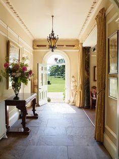 Langar Hall - Hotel & Restaurant Nottinghamshire - Home Country Hotel, Country House Hotels, Langar Hall, Country Retreats, Stairway Lighting, Romantic Getaways, Interior Design Inspiration, Interior Ideas, Cool Rooms