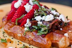 Off the Waffle:Really good waffles any way you want them!!!