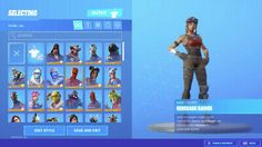 Fortnite Account Rare Renegade & MORE | eBay Ghost Recon 2, Ps4 Exclusives, Phone Games, Monkey King, Demon King, Game Controller, Accounting, Free, Ebay