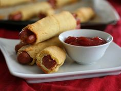 Pigs in a blanket (low carb and gluten free)