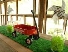 The Party Wagon - Blog - RED WAGON PARTY