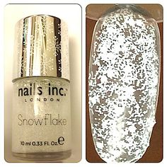 Polish Trends, Review, Swatches: Nails Inc. London Autumn/Winter, 2014 Collection: Foil, Modern Art, Galaxy, Gel, Fibre Optic, Snowflake #bstat