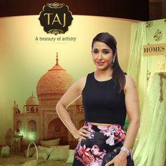 Krishika Lulla, Producer, Eros International PLC at Taj Santacruz #TajCollection #LaunchParty #HomesFurnishings #HomeDecor #HomeFabricCollection #KrishikaLulla