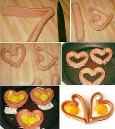 Decoración romántica con corazones y rosas para 14 de febrero : cositasconmesh: