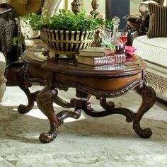 Now Thatu0027s A Beautiful Coffee Table! Tuscan FurnitureTuscany DecorCountry  ...