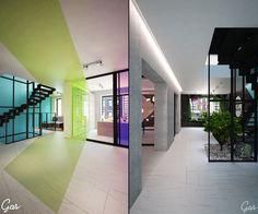PUBLICIS Office by Anna Wigandt & GROSU ART STUDIO » Retail Design Blog