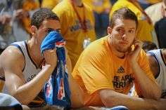 Game 3   The Warriors fell down two games to one in the series tonight after losing to the Spurs 102-92 in Game 3.