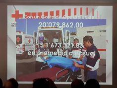Pide Cruz Roja ayuda para operar; en 2015 prestó 91,523 servicios médicos y 11,913 traslados   El Puntero