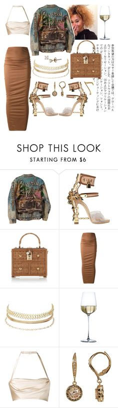 """""""E v e r y   L i t t l e   S t e p"""" by cinderella-i ❤ liked on Polyvore featuring Dsquared2, Dolce&Gabbana, Givenchy, Charlotte Russe, Dolci Follie and Judith Jack"""