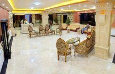 The Lobby of the 'Kurd Hotel' located on Madaar Square in Saqqez City, Kurdistan, Iran.