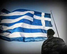respect..! Greek Flag, Greek Beauty, Molon Labe, Acropolis, Army & Navy, Macedonia, Ancient Greece, Countries Of The World, Coat Of Arms