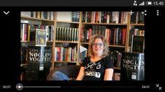 Videointerview med Lene Dybdahl ~ Lene Dybdahl