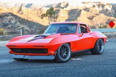 "Greg Thurmond's '65 ""SCAR"" Corvette, by Outrageous Paint by GTS Customs, is…"