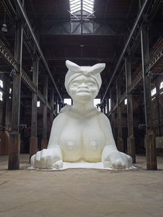 Thank You Kara Walker!-What a Privilege to experience this exhibit in person-Sunday, June 29, 2014
