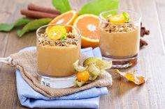 The Spiced Pumpkin Smoothie Recipe is a super nutritious milkshake made from pumpkins that are steamed and them pureed along with milk Coffee Smoothie Recipes, Smoothie Recipes With Yogurt, Carrot Smoothie, Smoothie Recipes For Kids, Pumpkin Smoothie, Protein Smoothie Recipes, Smoothies For Kids, Apple Smoothies, Orange Smoothie