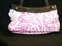 Pop of Pink Purse Skirt Custom Handmade to Fit by ContessaCreation, $12.95