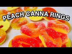 Weed Recipes, Marijuana Recipes, Cooking Recipes, Incredible Edibles, Special Recipes, Candy Recipes, Food To Make, Peach, Gummy Recipe