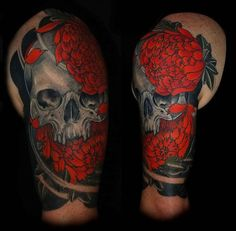 I Might Be Coming Around To Skull Tattoos