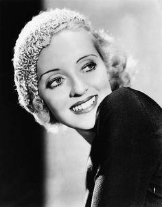 Bette Davis, Parachute Jumper (1933)