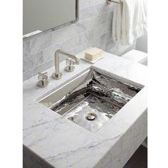 Kallista Stainless Steel Sinks By Mick De Giulio Bathroom Sink Vanity Faucets