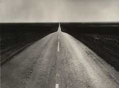 """""""The Road West / Highway to the West, U. 54 in Southern New Mexico"""" Photographer: Dorothea Lange (American, Date: Medium: Gelatin silver print Richard Avedon, Documentary Photographers, Great Photographers, Moma, Vintage Photography, White Photography, Photography Women, Photography Tips, Nature Photography"""