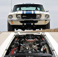 - Ladies and gentlemen, let me introduce you the rarest and the most expensive Mustang ever sold – the one-off 1967 Shelby 1967 Shelby Gt500, Shelby Car, Mustang Gt500, Ford Mustang Shelby Gt500, Mustang Cars, Vintage Mustang, Super Snake, Ford Classic Cars, Car Ford