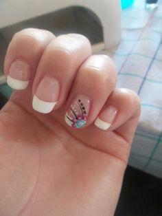 Nails selfmade