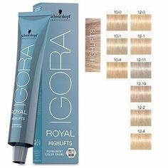 Igora royal absolutes assortment projects to try pinterest