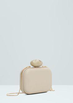 Chain clutch - Bags for Women | MANGO USA