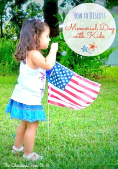 29f34c619 How to Discuss Memorial Day with Kids from @The Educators' Spin On It  includes
