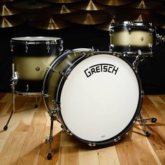 andcrafted in Ridgeland, South Carolina, USA, the new Gretsch Broadkaster series rejuvenates the roots of the storied 3-ply Gretsch drum shell and legendary Broadkaster series. Gretsch has a long history producing 3-ply drum shells, beginning in the 1920's in Brooklyn, New York when the company...