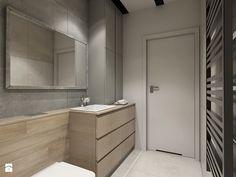 industrialnie na 48m2 - Mała łazienka, styl industrialny - zdjęcie od Pracownia Wielkie Rzeczy