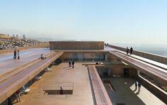 desígnio - Hotel Residence, Atacama, Chile | LAN architecture