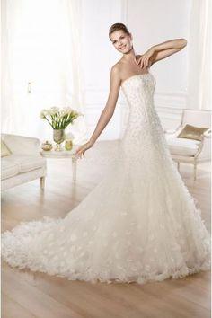 Wedding Dresses Pronovias Orber 2014