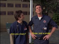 """The Janitor's 39 Best Lines On """"Scrubs"""""""