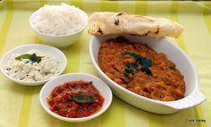 cookvalley - tanker om mad: Sydindisk sambhar