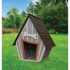 Innovation Pet Houses and Paws Whimsical Dog House & Reviews | Wayfair